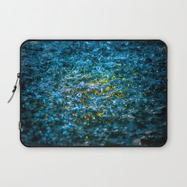 Water Color - Yellow Laptop Sleeve