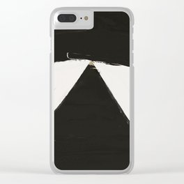 UNTITLED#74 Clear iPhone Case
