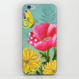 Wondrous Garden iPhone Skin
