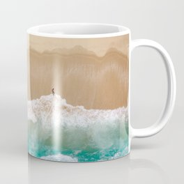 Peace to the Sea Coffee Mug