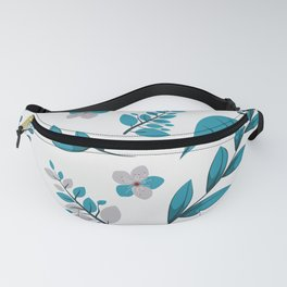 Flower Design Series 5 Fanny Pack