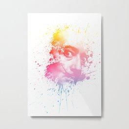 Dali' Color Metal Print