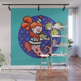 Cecil the Clown Fish Wall Mural