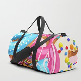 Donuts with Sprinkles Duffle Bag