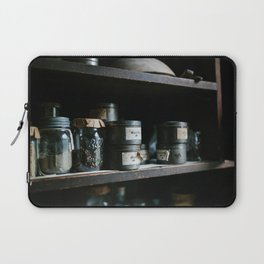 Vintage Pantry & Spices II Laptop Sleeve