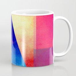 Triangle Composition VIII Coffee Mug
