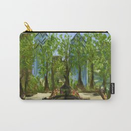 Rittenhouse Square in the Spring Carry-All Pouch