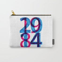Orwell 1984 - 2014 Carry-All Pouch