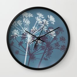 Twilight Stars Wall Clock