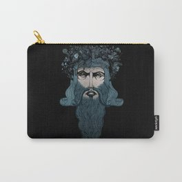 Conquerer {blue}. Carry-All Pouch