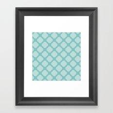 Tiffany Cute Framed Art Print