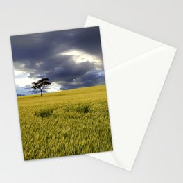 Moody Rural Landscape Stationery Cards