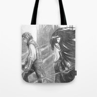 castlevania Tote Bags featuring castlevania by Oxxygene