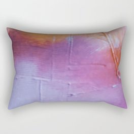 Snapshot Series #1: art through the lens of a disposable camera by Alyssa Hamilton Art Rectangular Pillow