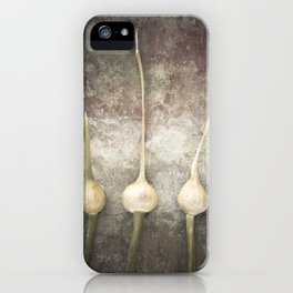 Allium iPhone Case