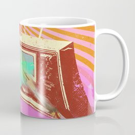 TV SWIPE Coffee Mug