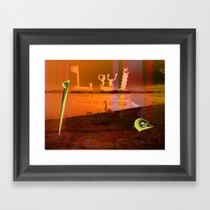 Xagy Framed Art Print