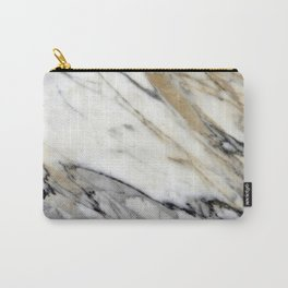 Calacatta Marble Carry-All Pouch