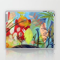 magic garden Laptop & iPad Skin