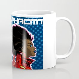 Imaginaut:RED Coffee Mug
