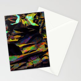 The Mangled Colours  Stationery Cards
