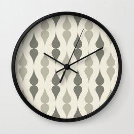 Remington in Khaki Wall Clock