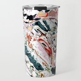 Someone dropped my painting Travel Mug