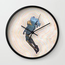 No one should call you a dreamer Wall Clock