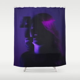 X-perimental Shower Curtain