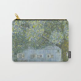 Gustav Klimt - Farmhouse in Upper Austria Carry-All Pouch