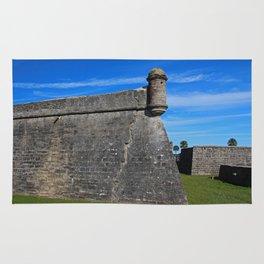 Castillo de San Marcos VI Rug