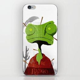 Rango iPhone Skin