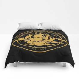 Neverland Sailing Co. Comforters