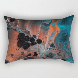 Copper Ocean Rectangular Pillow