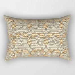 Bear triangle Rectangular Pillow
