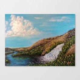 Eddie's Waters Canvas Print