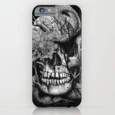 Snake and Skull Slim Case iPhone 6s
