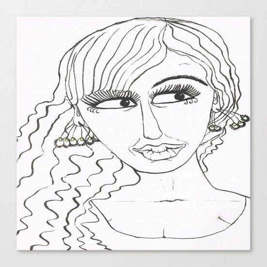 Maryja Canvas Print
