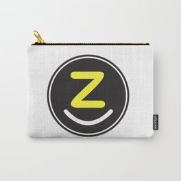 zolliophone magazine logo shopping style graphic design Carry-All Pouch
