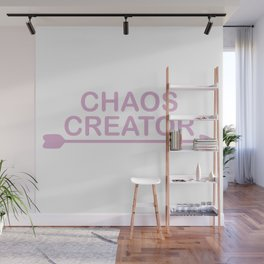 Chaos Creator Wall Mural
