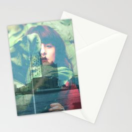 Grean city Stationery Cards