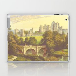 An olde English countryside Laptop & iPad Skin