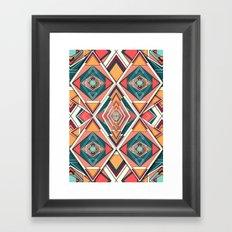 Try me Framed Art Print