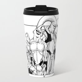 Best Villains : Buu Travel Mug
