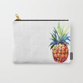 Pineapple, pina-colada, pineapple kitchen tropical design Carry-All Pouch