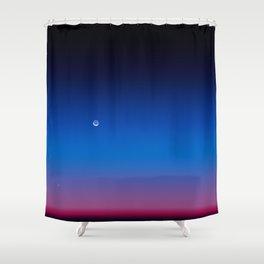Amazing sunset photoshoot  Shower Curtain
