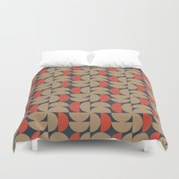 rare Duvet Covers featuring Wong East - Rare sensibility by Mauricio Cosío