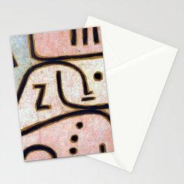Paul Klee WI (In Memoriam) Stationery Cards