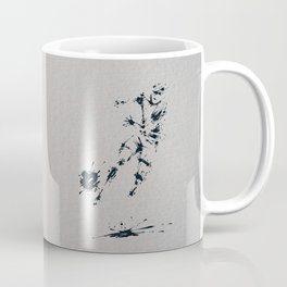 Splaaash Series - Ball Hater Ink Coffee Mug