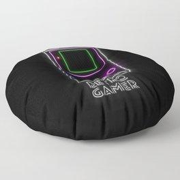 Retro Gamer Floor Pillow